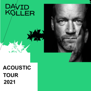 David Koller Acoustic Tour 2021